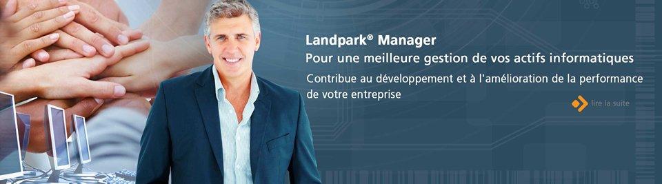 LandPark Manager contribue au développement et à l'amélioration de la performance de votre entreprise